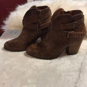 Xoxo booties size 8 1/2